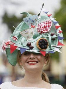 gekke hoeden